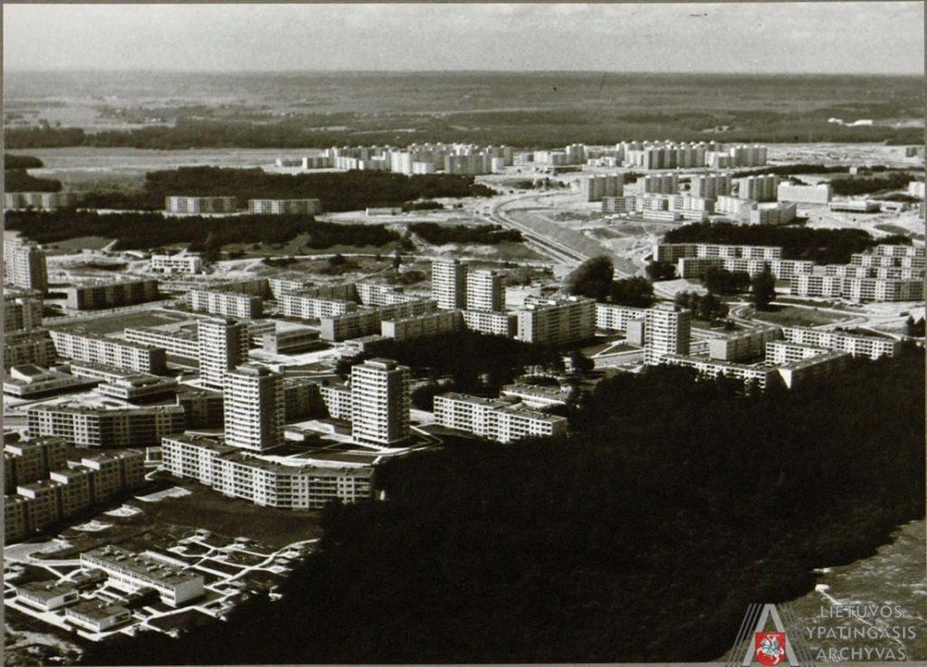 Lazdynai 1973 m. Lietuvos ypatingojo archyvo nuotr.