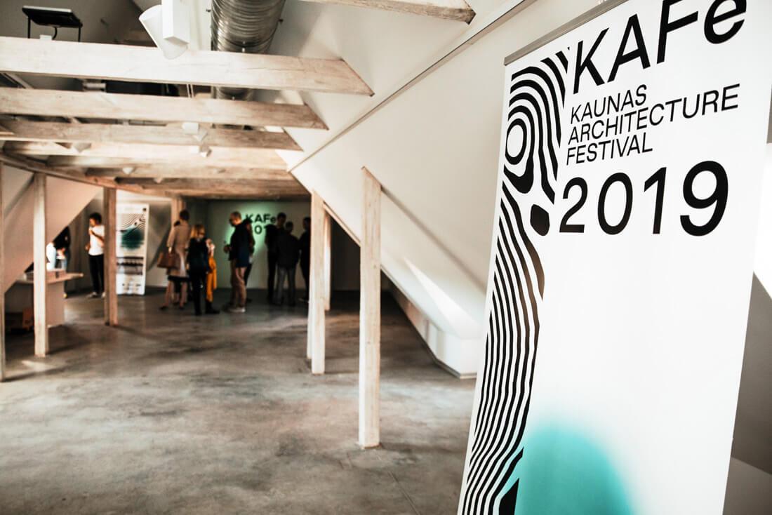 KAFe, Kauno architektūros festivalis