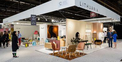 baldų dizaino įmonės