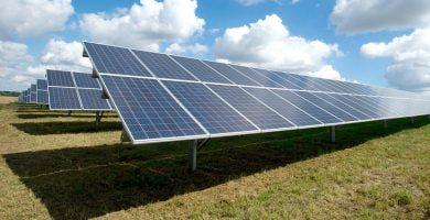 saulės elektrinės, ESO