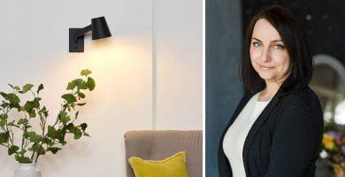 Apšvietimo dizainerė pataria, kaip tinkamai pasirinkti būsto apšvietimą