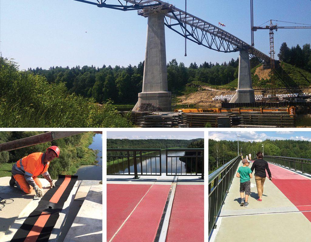 delta nova alytaus tiltas