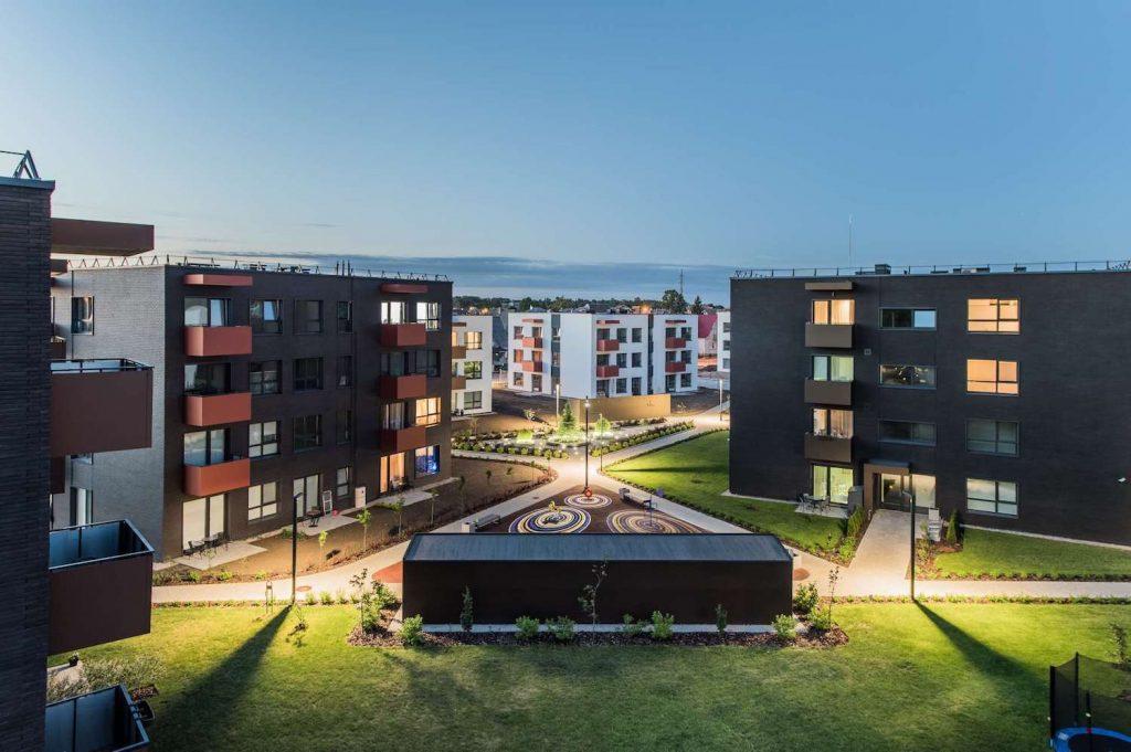 Parko apartamentai