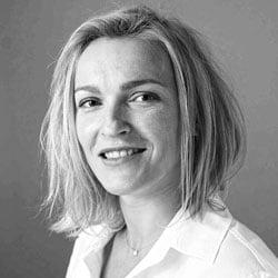 """Aurėja ŠLANČĖ, architektų biuro """"A3D"""" architektė."""