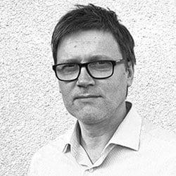 """Marius ŠLANČIUS, architektų biuro """"A3D"""" architektas."""
