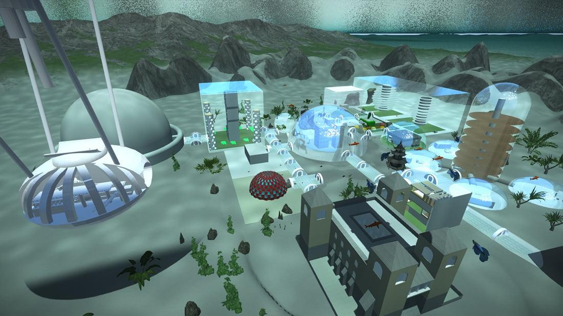 Virtualus miestas 3 1