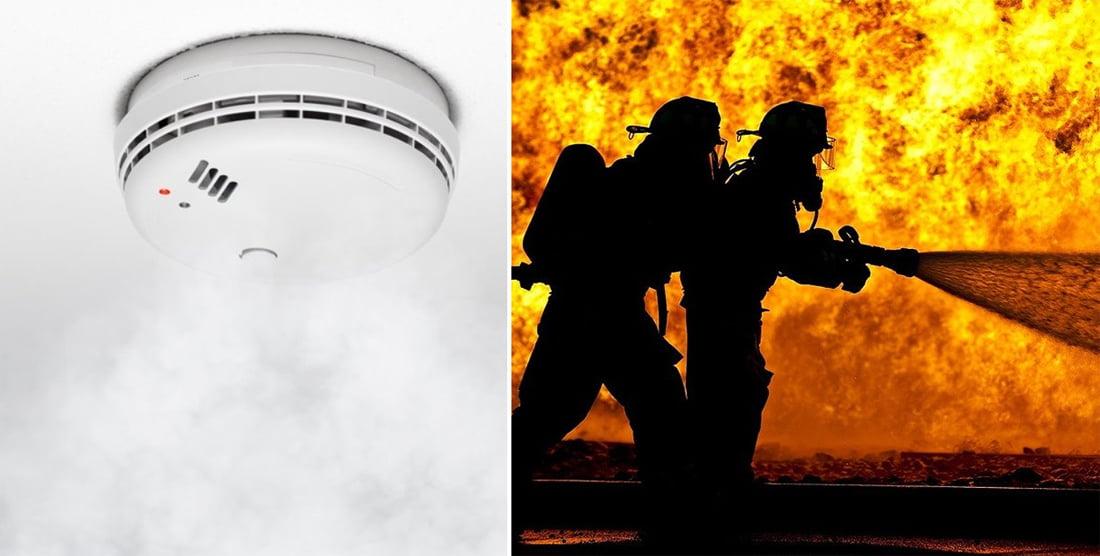 Jau trečius metus ženkliai mažėja gaisruose žuvusių žmonių skaičius (Pixabay.com nuotr.)