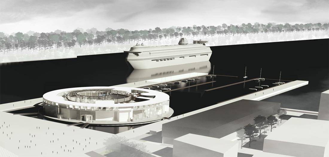 Klaipėdos kruizinių laivų terminalas