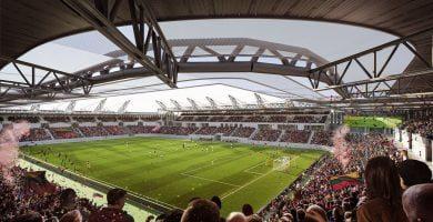 Pasirašyta Nacionalinio stadiono koncesijos sutartis