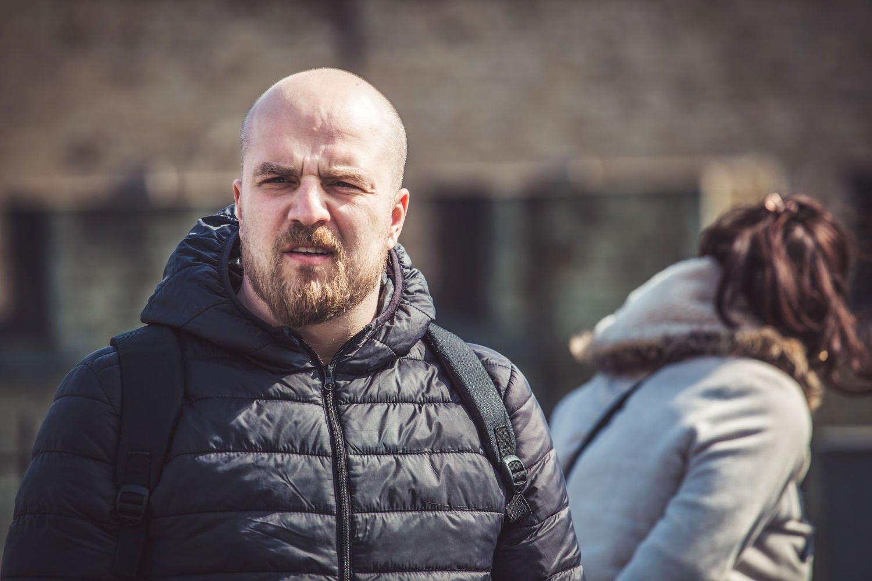 Vytautas Baltus (KTU nuotr.)