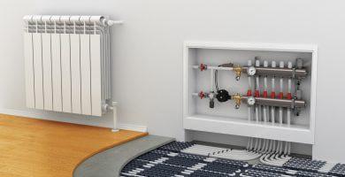 Šildymo sistemos