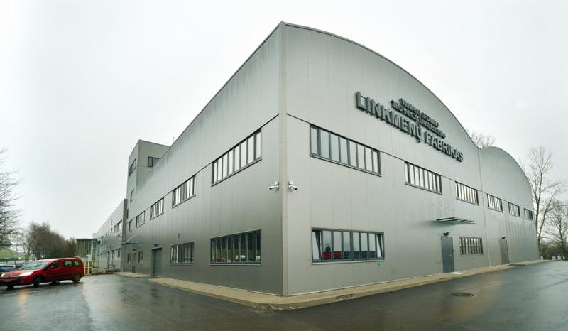 Linkmenų fabrikas (VGTU nuotr.)