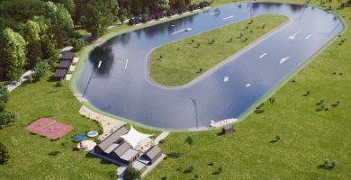 vandenlenčių parkas