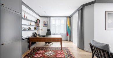 Lietuvos ambasadoje – baltų paveldo jungtis su tarpukario architektūra