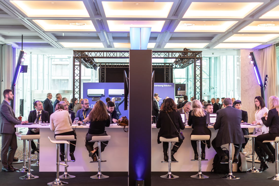 Samsung Climate Solutions Days 2020 Interactive Forum 1