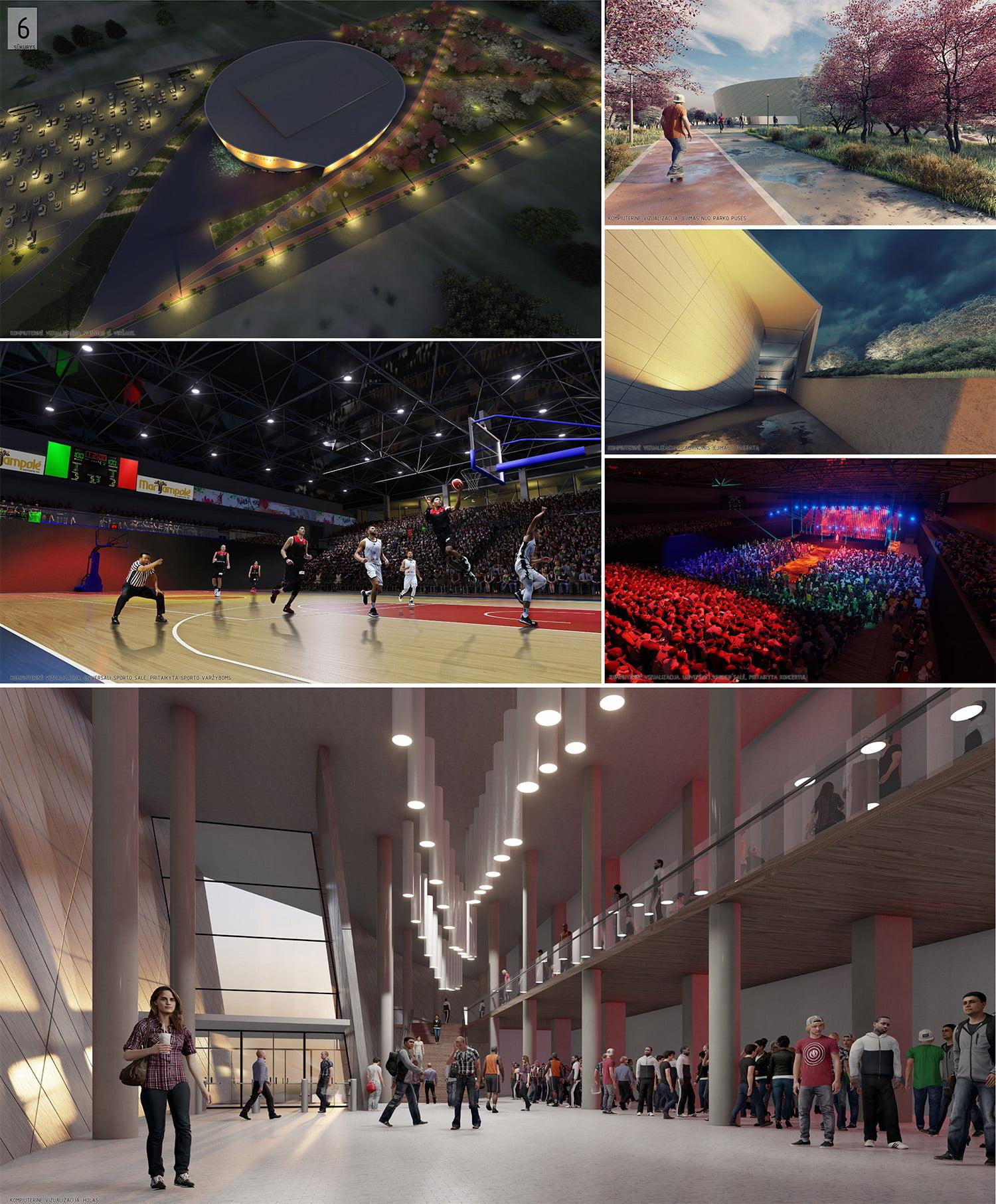 marijampolės arena