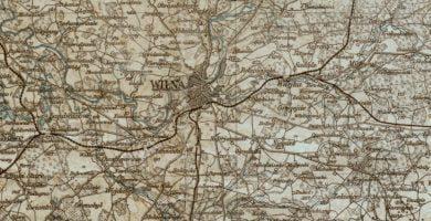 istoriniai žemėlapiai