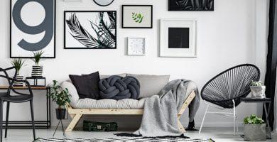 Idėjos namams, mėgstantiems skandinavišką stilių
