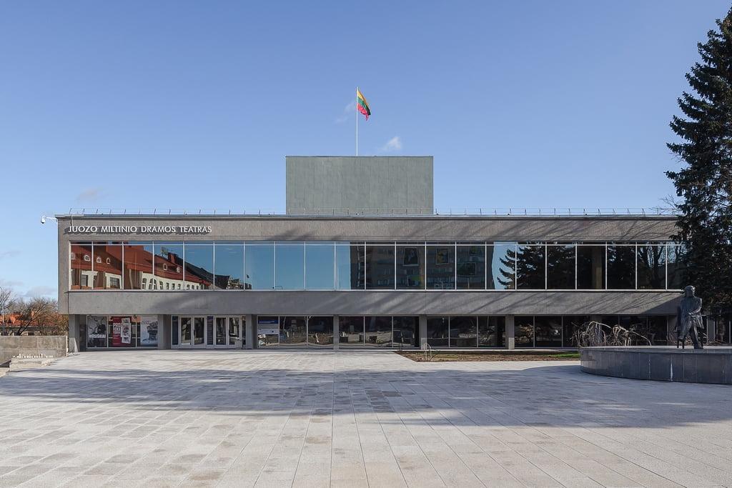 Juozo Miltinio dramos teatras (Norbert Tukaj nuotr.)