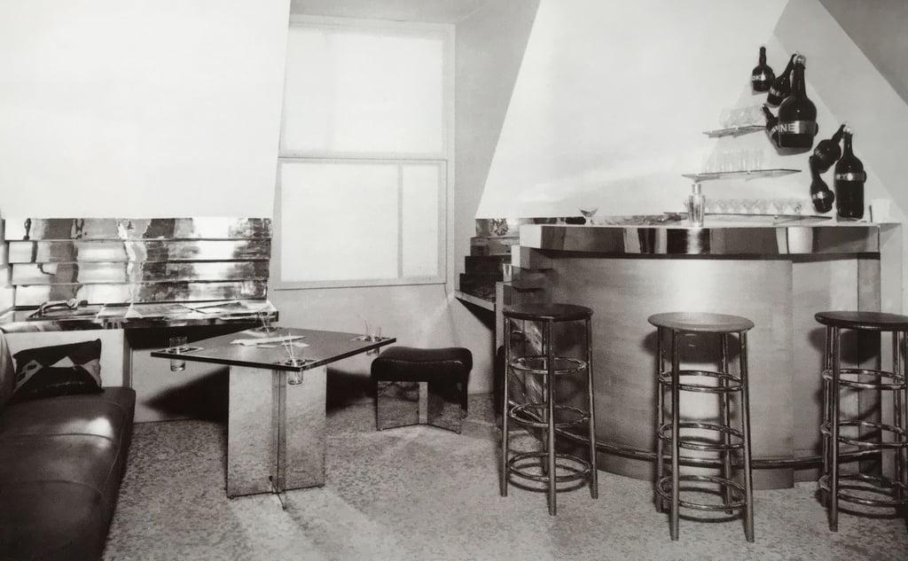 1927 interior