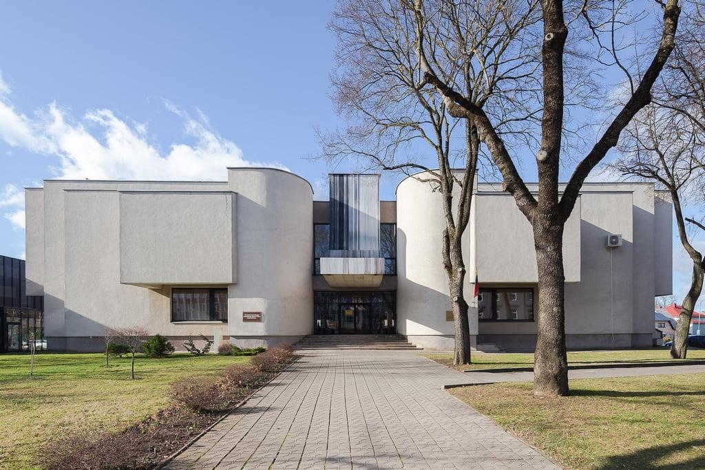 Panevėžio Santuokų rūmai (Norbert Tukaj nuotr.)