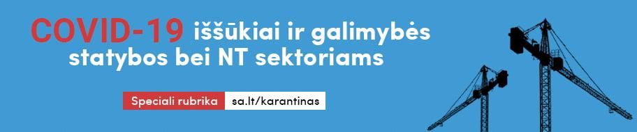 Karantinas - SA.lt