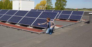 saulės elektrinės finansavimas