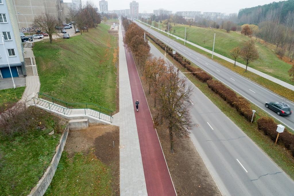 Vilniaus infrastruktūra