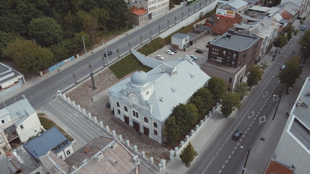 Kauno choralinė sinagoga.