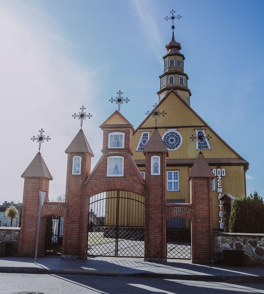 Šv. Aleksandro bažnyčia Varniuose.