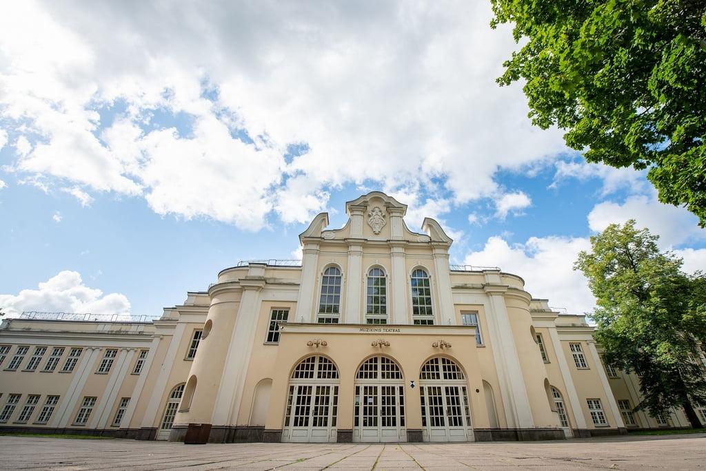 Kauno muzikinis teatras 1