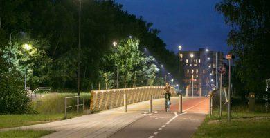 Vilniuje modernizuota jau pusę viso miesto gatvių apšvietimo