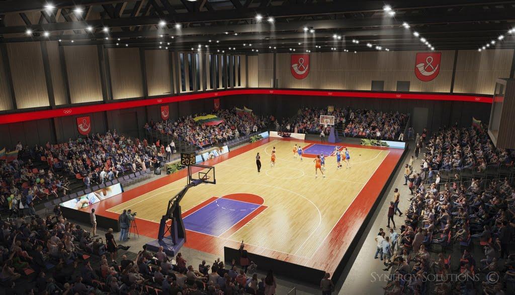 tauragės arena