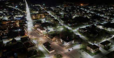 Vilniaus rajone planuojamas dar vienas gatvių apšvietimo modernizavimo etapas
