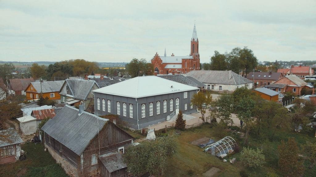 Žiežmarių sinagoga.