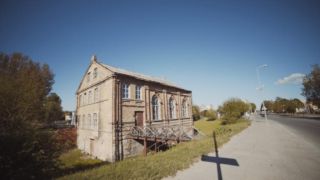 Šiaulių sinagoga.
