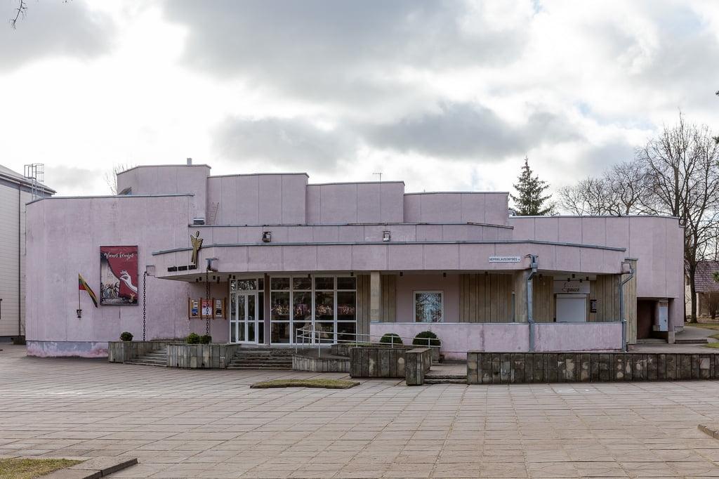 Panevezio Muzikinis teatras. Fotografas Norbert Tukaj