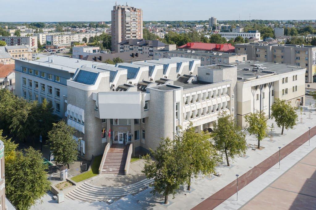 Panevėžio apylinkės teismo rūmai. Nuotr. Norbert Tukaj