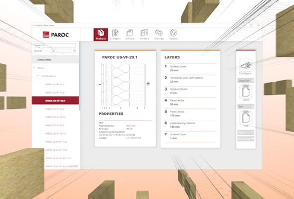 ProdLib BuildUp Paroc 590