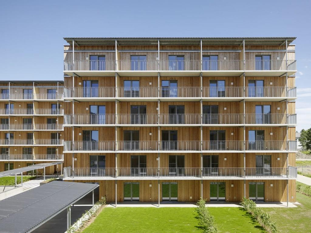 """Gyvenamasis būstas Austrijoje (""""SPS Architekten"""" nuotr.)"""