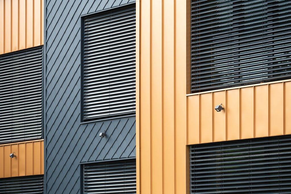 """""""Aeronamai"""" – žaliausias būsto projektas Lietuvoje (Norbert Tukaj nuotr.). Architektai: Erika Rodaitė – Kaminskienė, Rytis Kaminskas (""""Roda Architects"""").  """