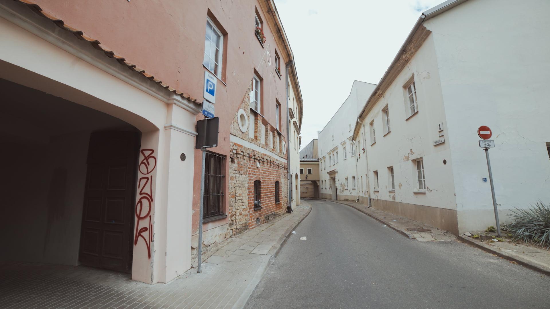 karmelitų gatvė