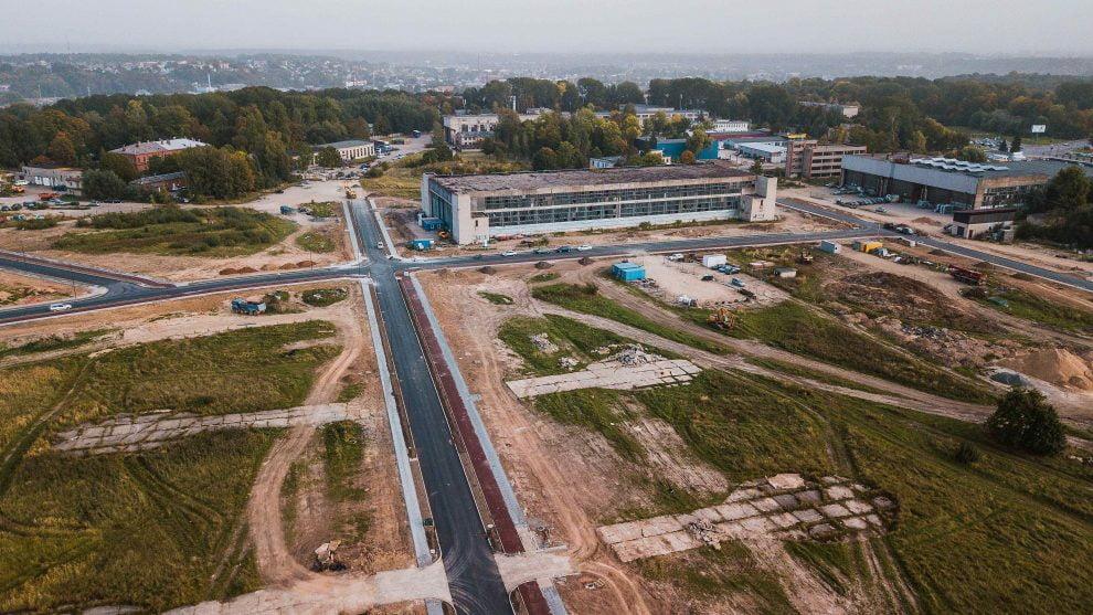 Aleksoto inovacijų pramonės parkas (AIPP)