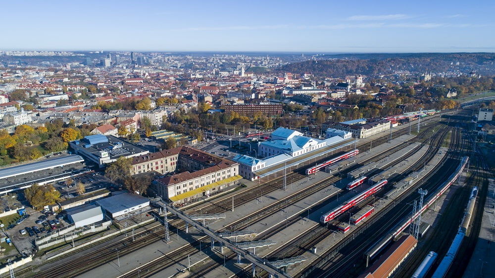 Vilniaus stotis.