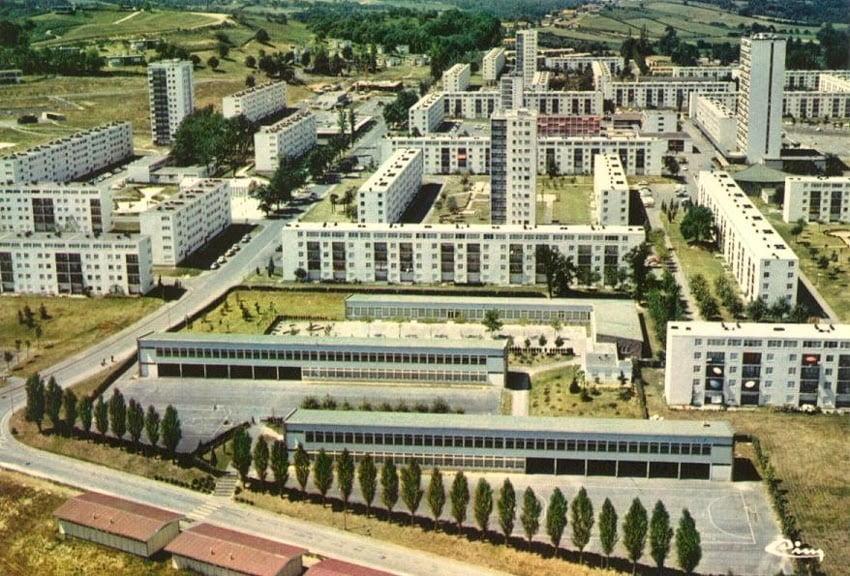 Naujieji modernistiniai miestai – H. Lefebvre analizės ir kritikos objektas.