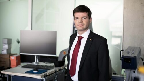 Prof. Renaldas Raišutis