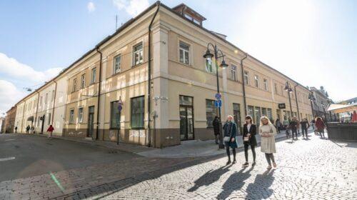 Vilniaus g. 20 (S. Žiūros nuotr.)