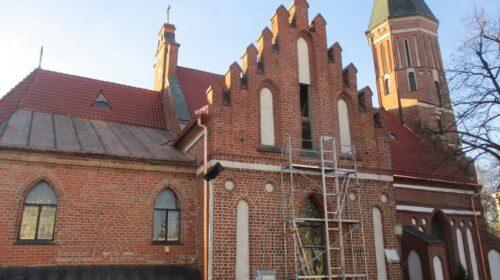 Švč. Mergelės Marijos Ėmimo į dangų (Vytauto Didžiojo) bažnyčia. (KIC nuotr.).