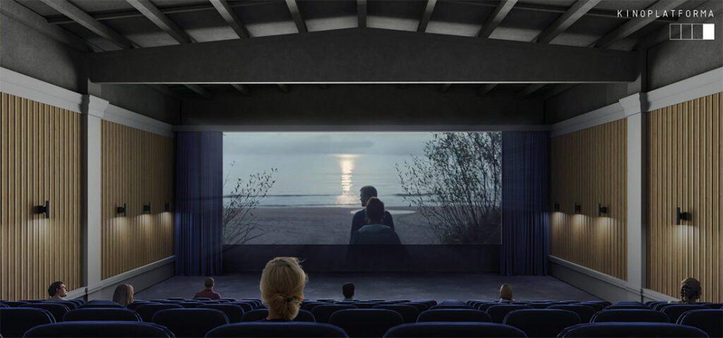 palanga kino teatras naglis
