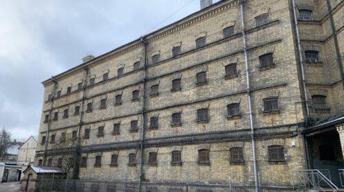 Lukiškių kalėjimas.